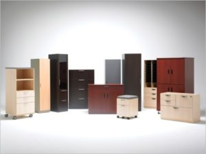 Filing Cabinets and Units