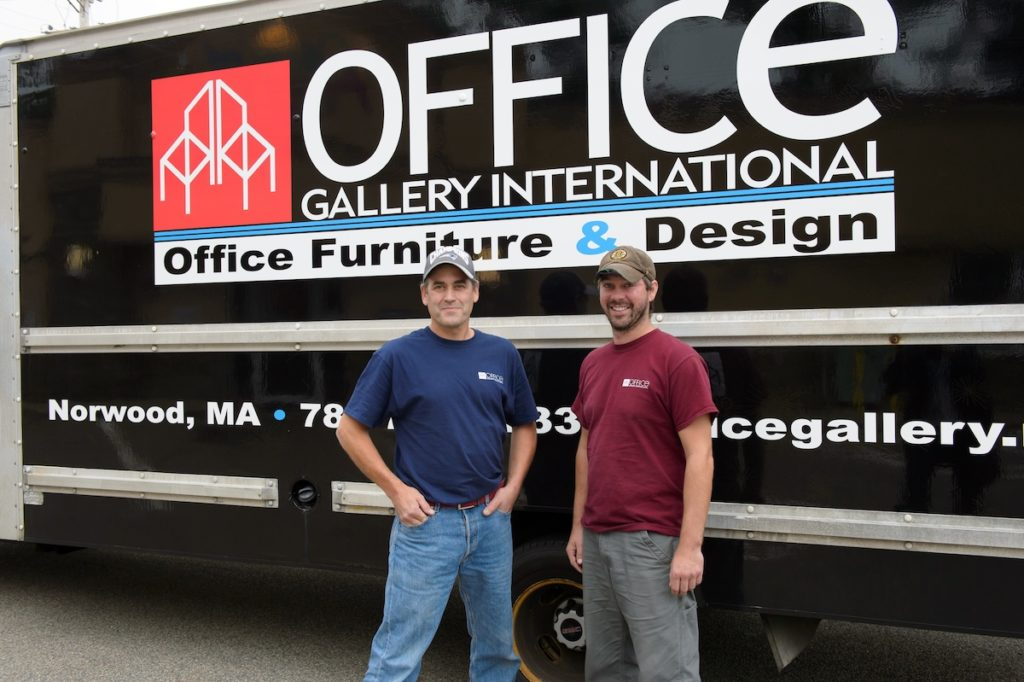 Office Gallery Delivery Team
